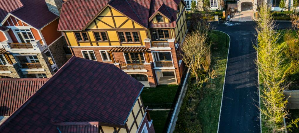 Casas com telha ecológica Onduvilla®