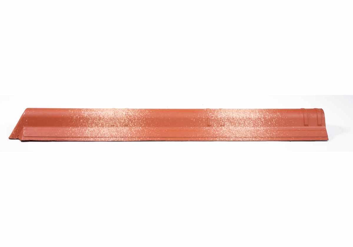 Fechamento de Cumeeira Slim Onduvilla | foto do produto na cor Fiorentino