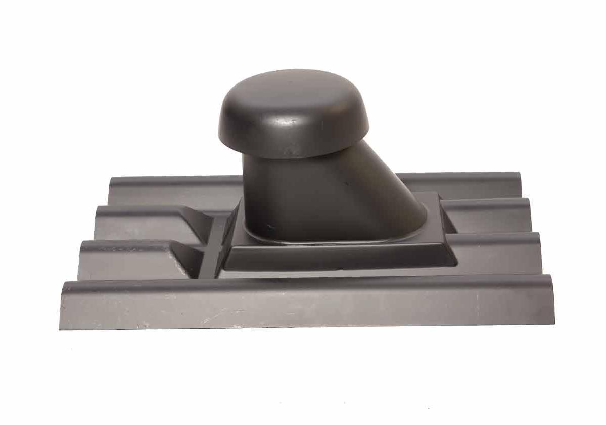 Telha Tubo de Ventilação Onduline | foto do produto na cor preta