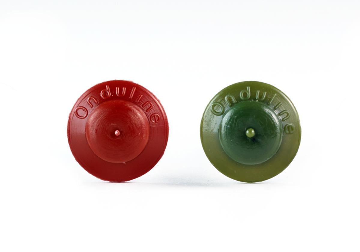 Prego para Telha Onduline Prego Fácil | foto do produto em várias cores